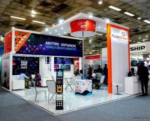 Different Types of Exhibition Banner Stands Offered by an Exhibition Design Company
