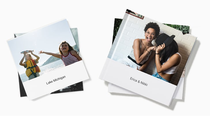 Google Photos' physical photo books can now be designed on Android and iOS