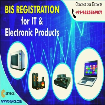BIS Certification for Import of IT and Electronic Products