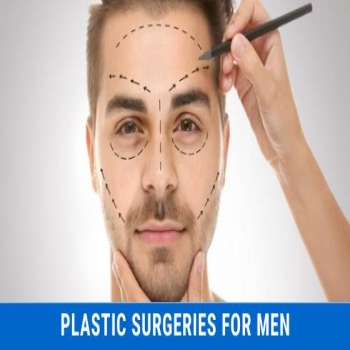 The 6 Most Popular Plastic Surgeries for Men