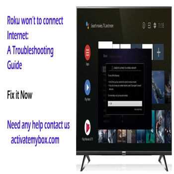 How to Fix a Roku that Won't Connect to the Internet?