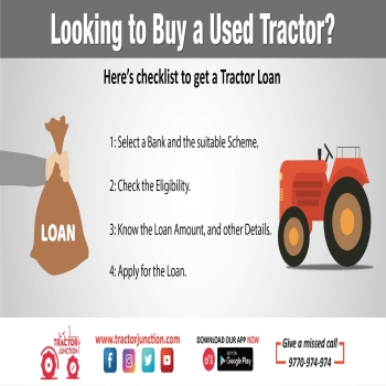 Where to Find Used Tractor and How to Buy One