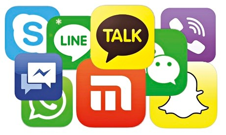 10 BEST MESSAGING APPS FOR IOS AND ANDROID