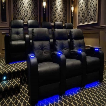 Best Tips for Making Your Own Home Theater Seating