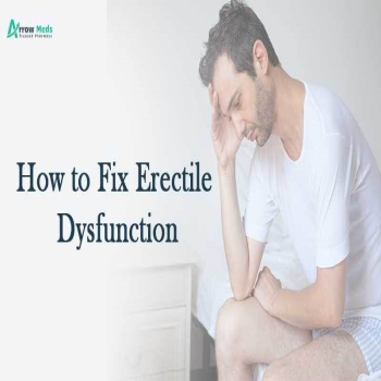How to Fix Erectile Dysfunction