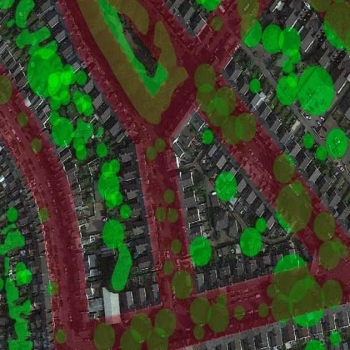 Big Data has created the world's first vegetation map?