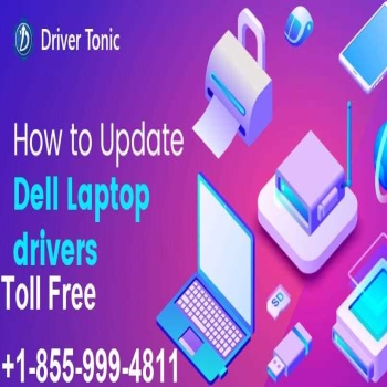 How to Update Dell Device Drivers