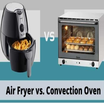 Can I use my convection oven as an air fryer?