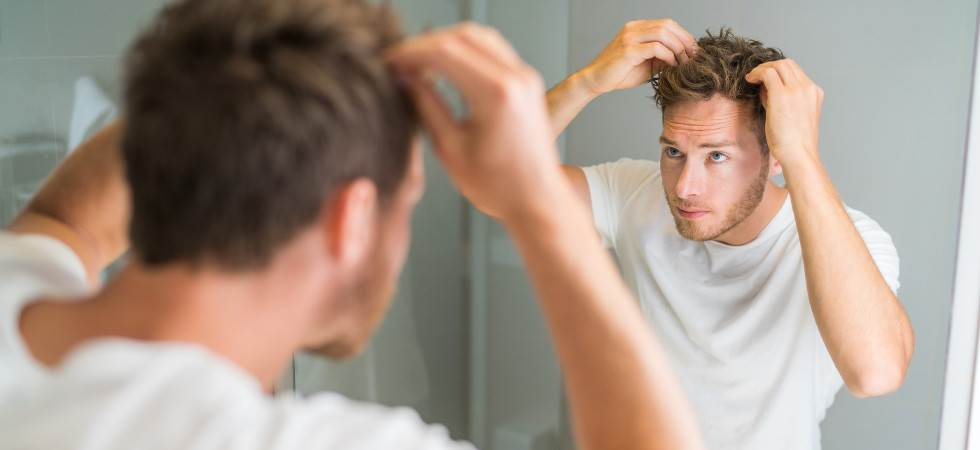 Hair Loss Can Be Partly Reversed