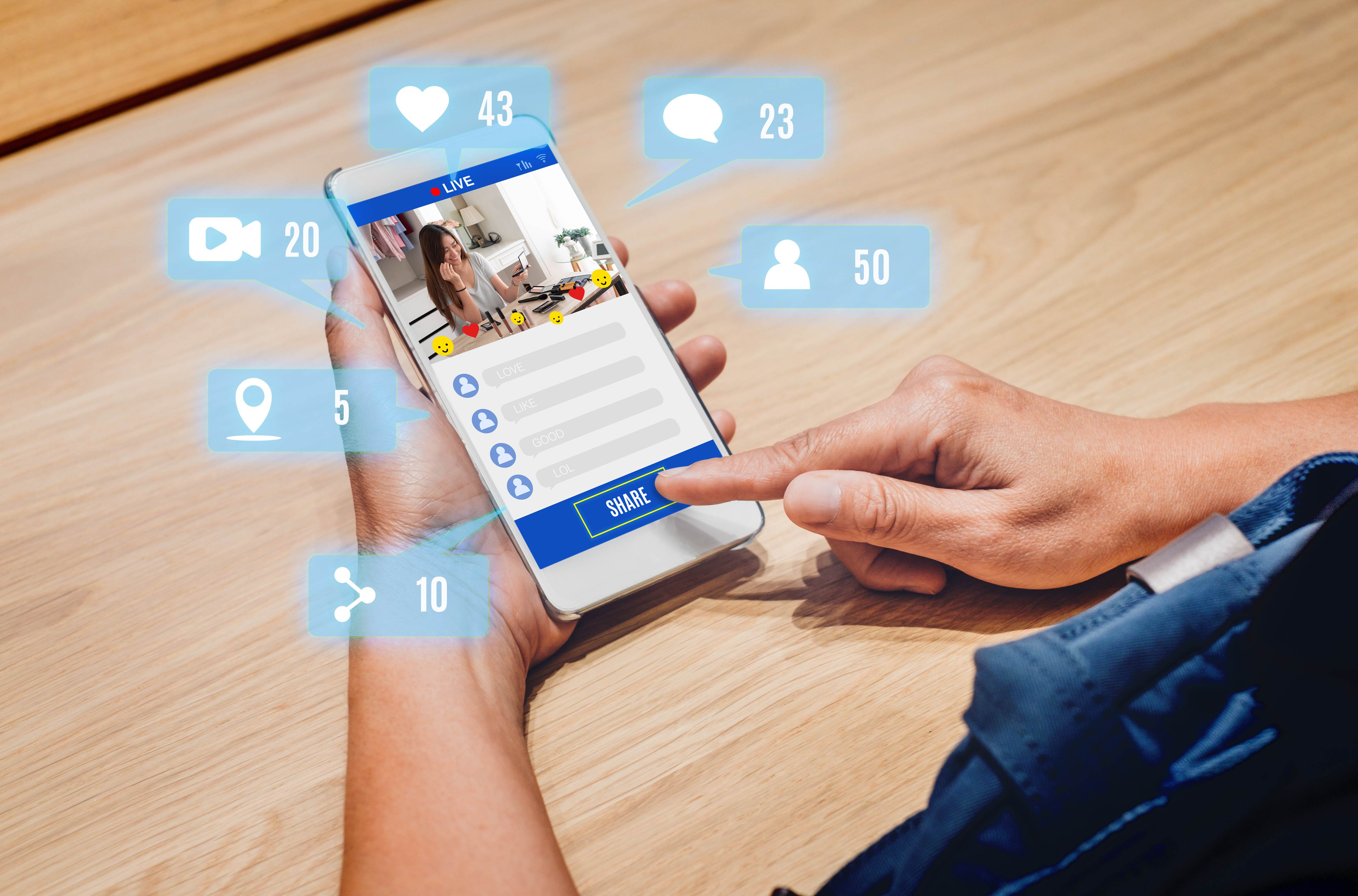 How To Be A Powerful Influencer On Social Media