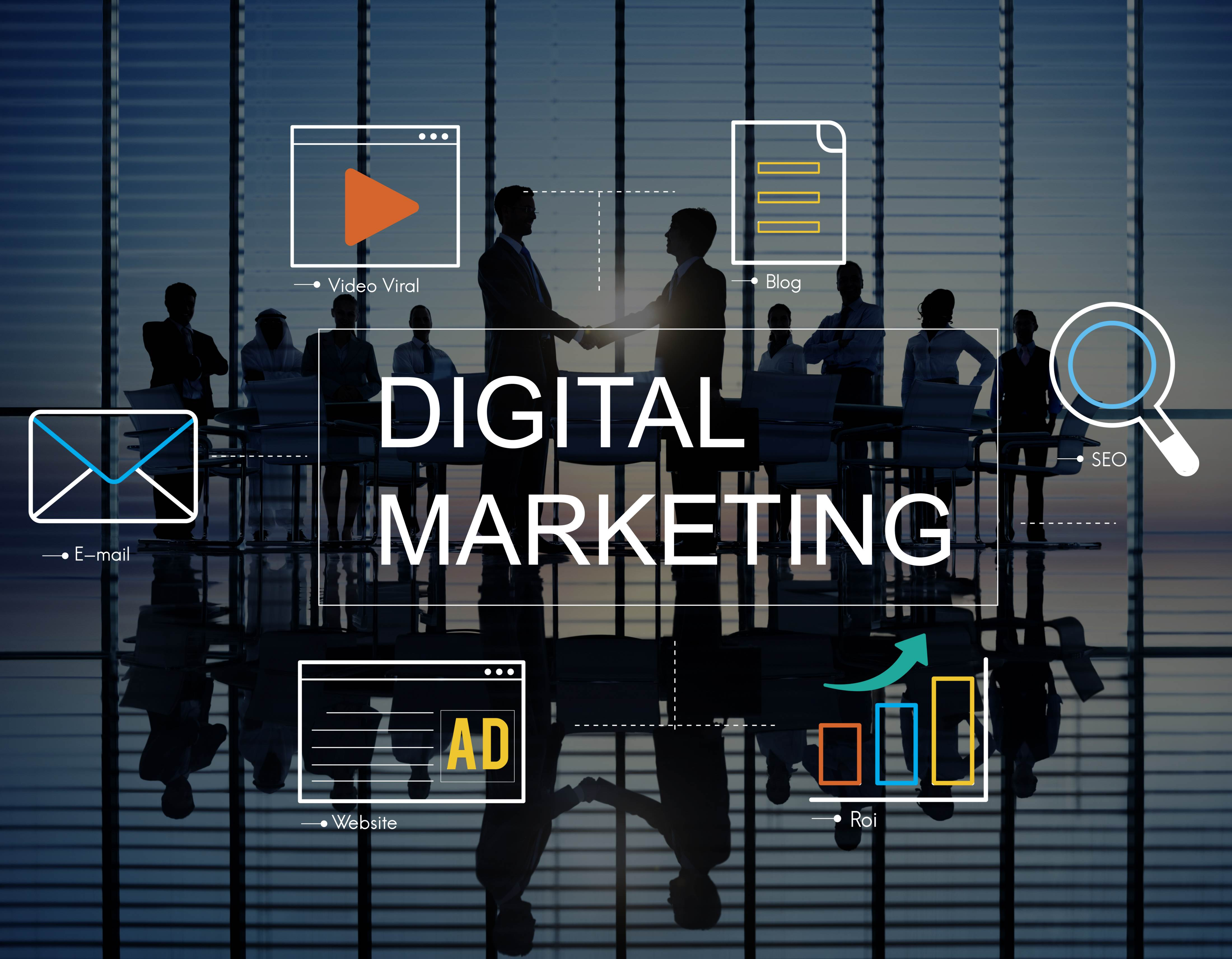 Top 5 Digital Marketing Trends 2021 for Small Businesses