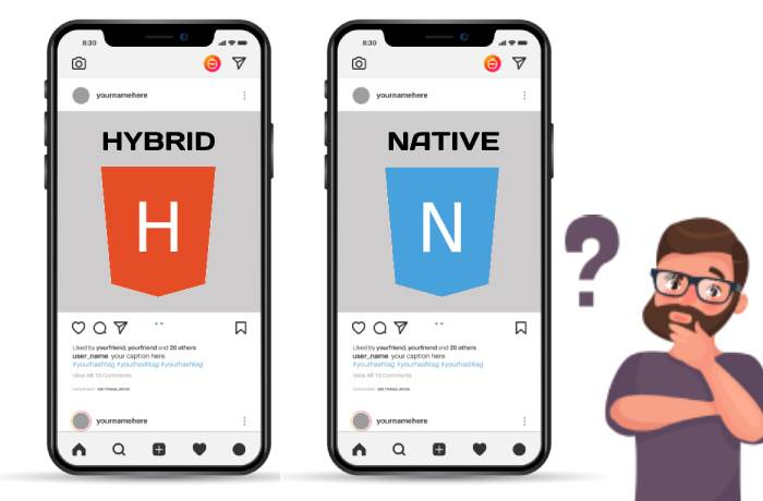 Hybrid or Native Which Should You Prefer For Your Enterprise?