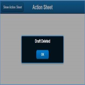 Styling ActionSheet in Sencha Touch