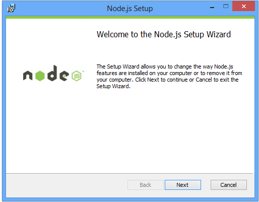 Install and Setup Node.js
