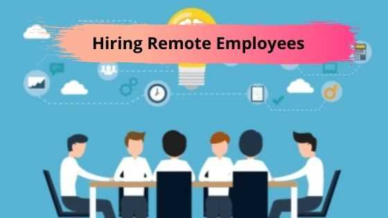 Tips for Hiring Remote Web Developers