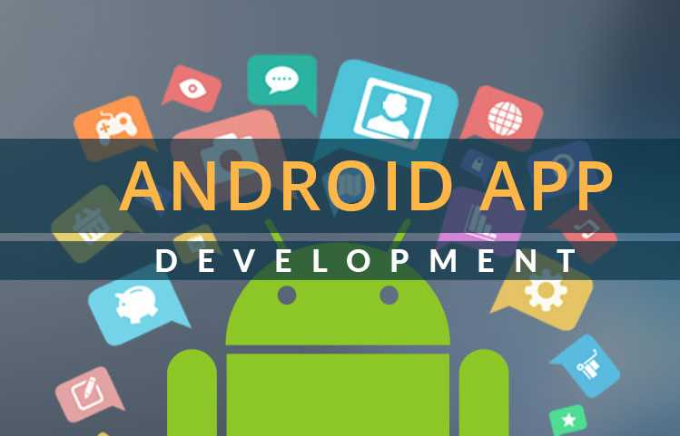 Developing The Android apps