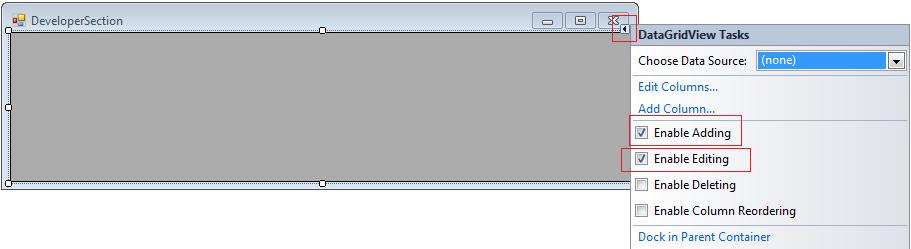 ComboBox in DataGridView in C#