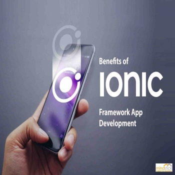 Why prefer the use of Ionic App development services for Hybrid app development