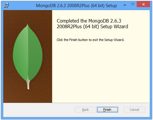 Install and Setup MongoDB