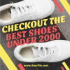 Best Shoes Under 2000 in India
