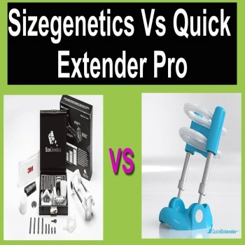 SizeGenetics Vs Quick Extender Pro: Which Is Pro Penis Extender Tool?