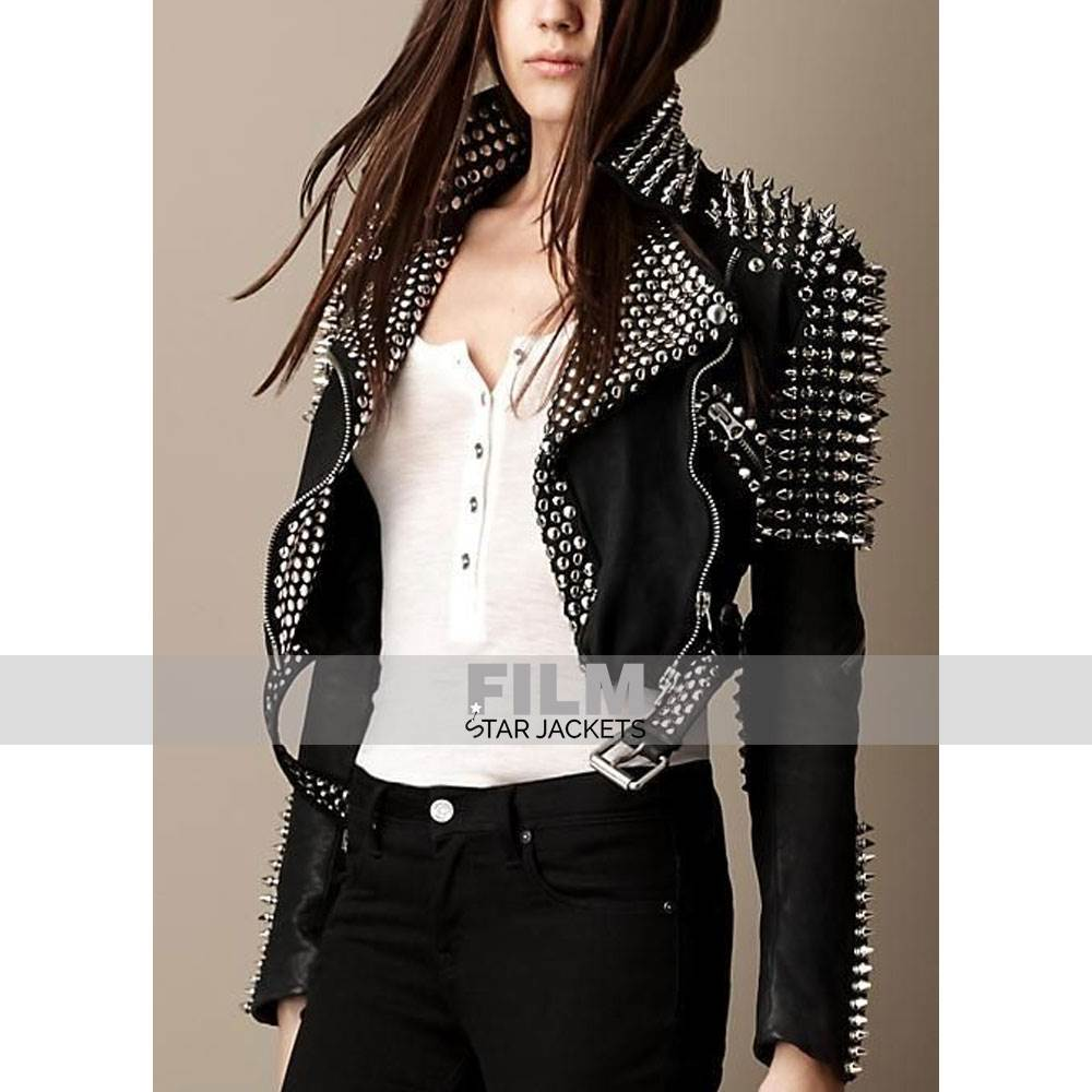 Women Designers Leather Jackets