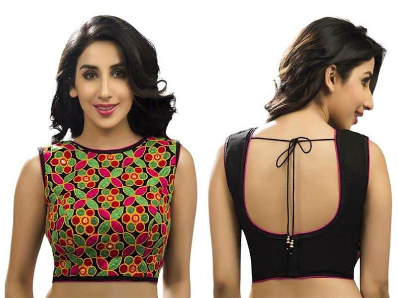 12 Latest Blouse Design For Styling Your Saree in 2020