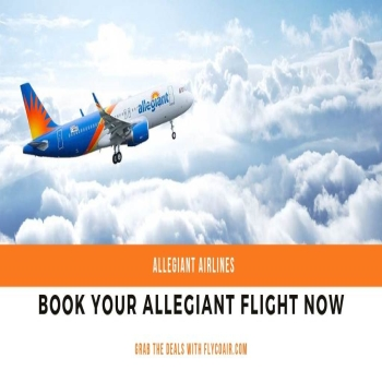 What is the Online Process of Allegiant air reservations?