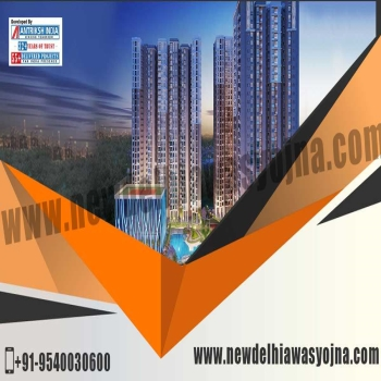 New Delhi Awas Yojna a home of your dream for your loved ones in Delhi