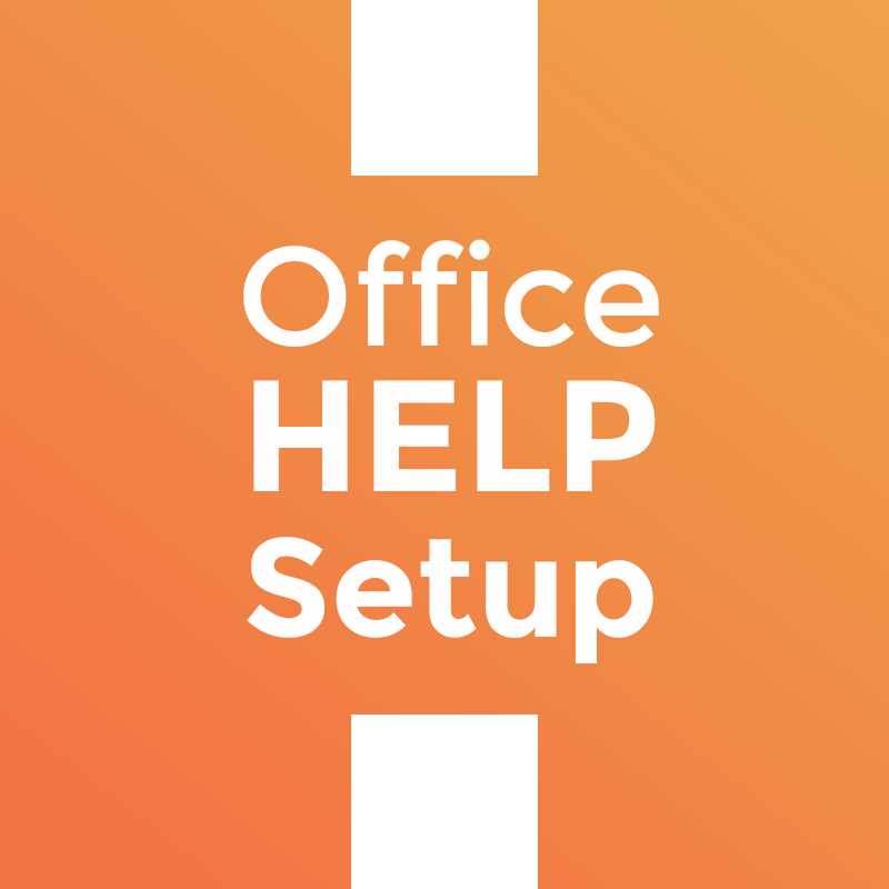office setup guide