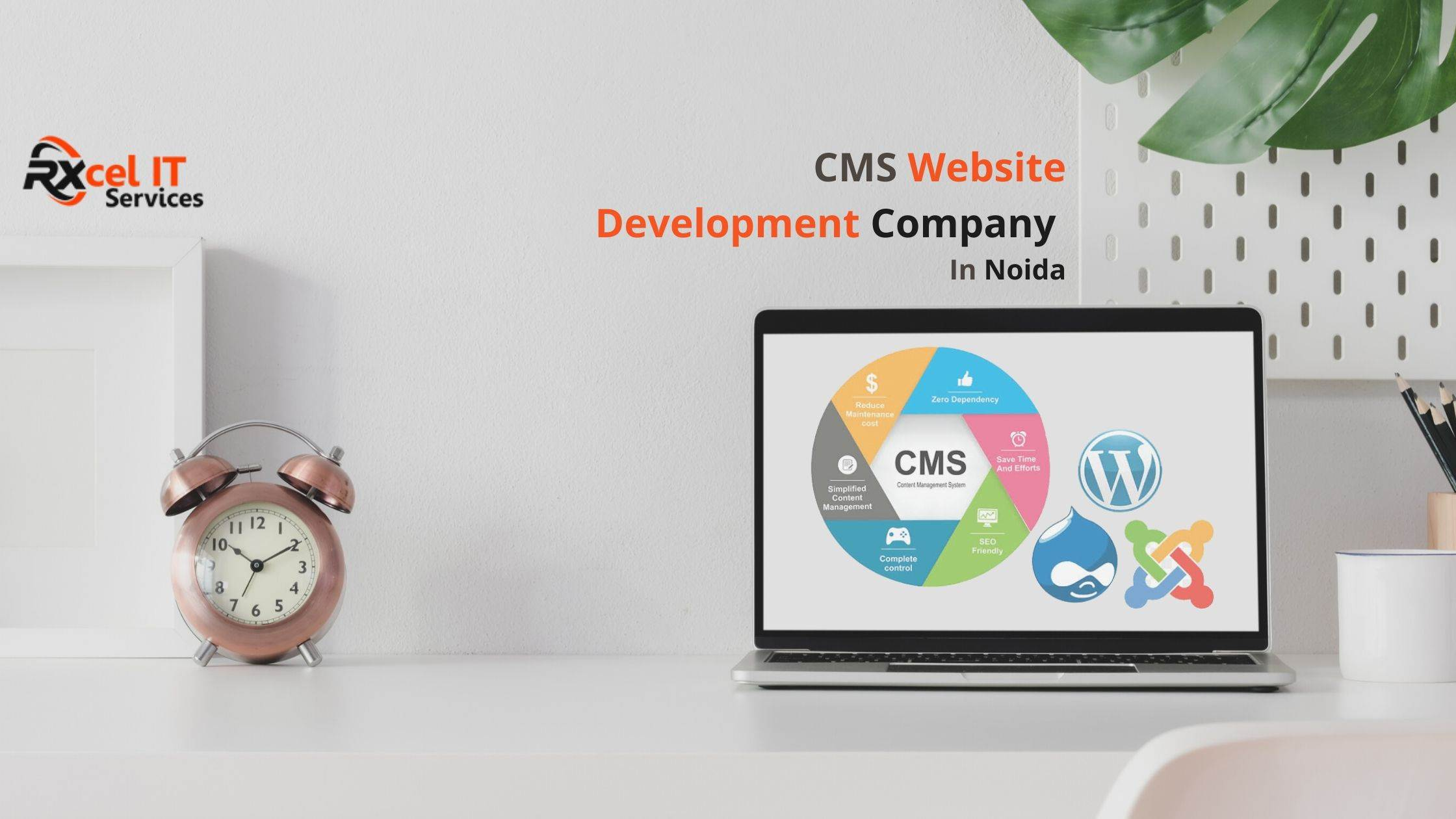 How To Build A Website With CMS? Rexcel IT Services Pvt. Ltd.