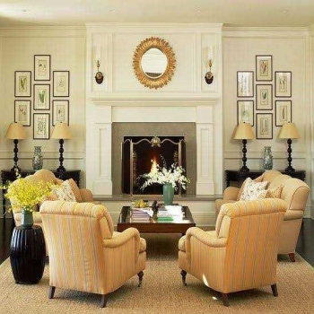 Arranging Formal Dining Rooms