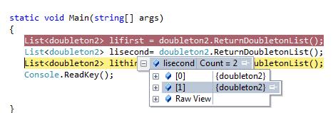Doubleton Design Pattern in C# – Part II
