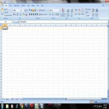 Writing Data to EXCEL Sheet using C#