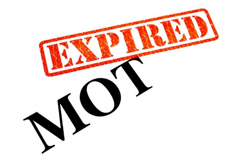 What Happens If My MOT Has Expired?