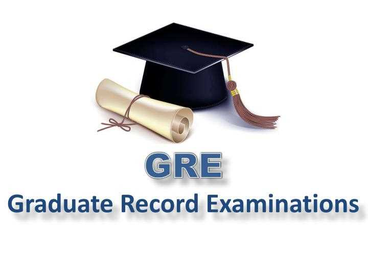 If You Are a Gre Aspirant Then This What You Should!