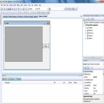 ACCESSING DATA FROM DATABASE IN GRIDVIEW IN C# .NET