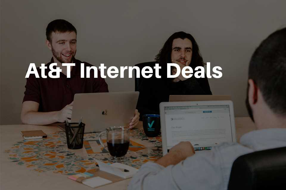How AT&T Internet Deals Are Altruistic