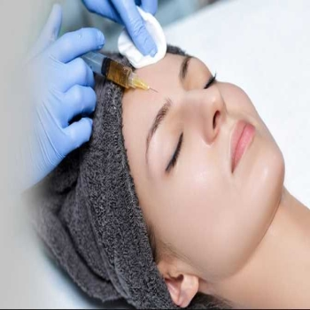 Healthy Skin and Hair by PRP Therapy