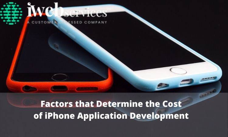 Factors that Determine the Cost of iPhone Application Development
