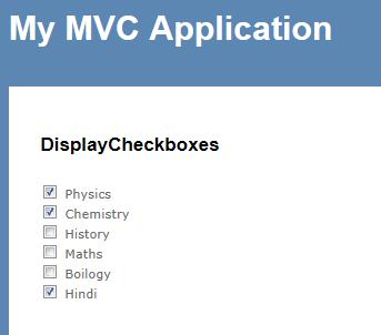 Binding Checkbox in ASP.net MVC2