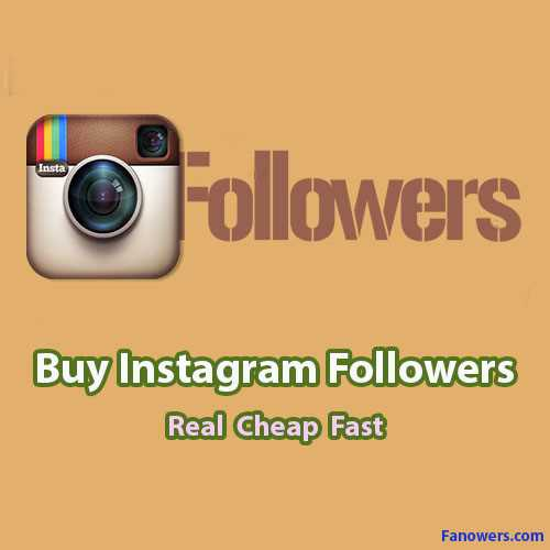 The Ultimate Guide To buy followers on Instagram