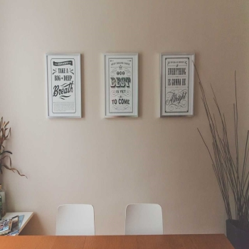 How decorative posters can uplift the spirit of your space