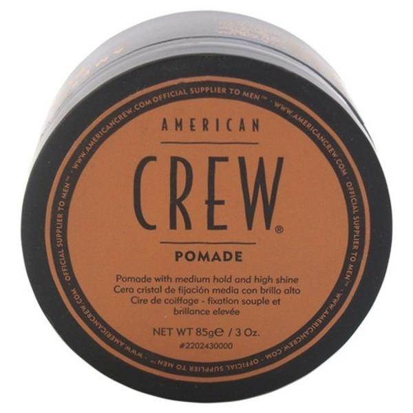 My Review on American Crew Pomade