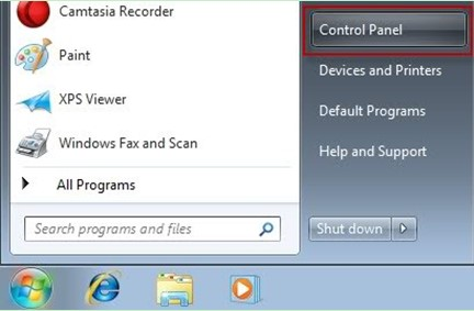How to uninstall program in windows OS
