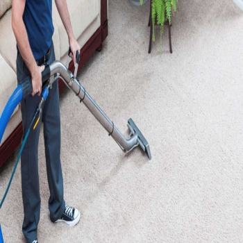 What is Dry Foam Carpet Cleaning?