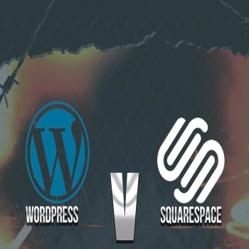 How are WordPress and Squarespace different?