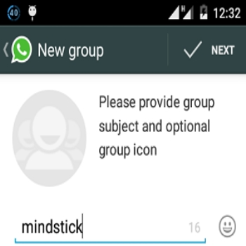 How to create a Group on WhatsApp