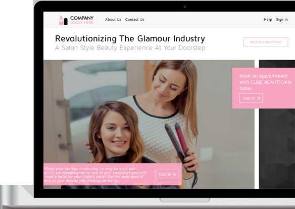 Uber for Beauty - Building a Unique Beauty Service Industry