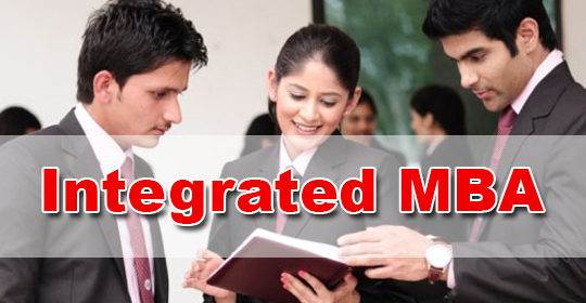 Advantages of Pursuing the Integrated MBA program